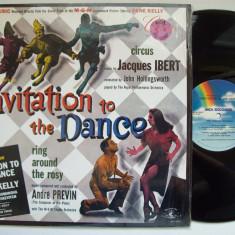 Disc vinil INVITATION TO THE DANCE - Ring around the rosy (produs MCA RECORDS) - Muzica soundtrack Altele