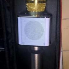 Microfon Altele wireless Bluetooth cu boxa