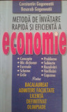 Metoda de invatare rapida si eficienta a economiei-prof C.Gogoneata