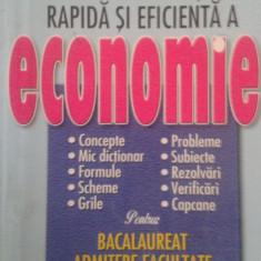 Metoda de invatare rapida si eficienta a economiei-prof C.Gogoneata - Teste admitere facultate