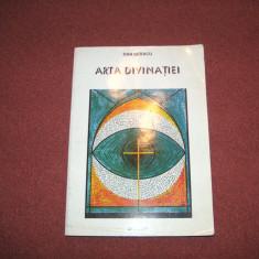 Dan Seracu - Arta Divinatiei - Carte astrologie