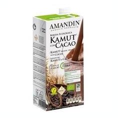 Bautura Vegetala Bio de Kamut cu Cacao Amandin 1L Cod: 400039