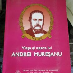 Viata si opera lui Andrei Muresanu -  Grigore Iuga, Alta editura