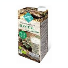 Bautura Vegetala Bio de Ovaz cu Calciu Costa Eco 1L Cod: 400071