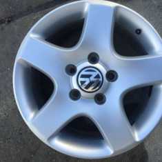 Jante vw 17' - Janta aliaj Volkswagen, 7, 5, Numar prezoane: 5
