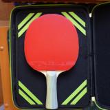 Paleta tenis de masa cu fete de calitate - Paleta ping pong Nespecificat