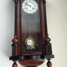 Ceas de perete cu pendula - Lenzkirch 1854