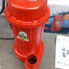 Pompa submersibila din fonta pentru apa murdara Micul Fermier 1100w, Pompe submersibile, de drenaj