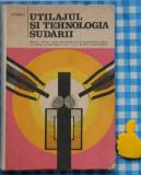 Utilajul si tehnologia sudarii I Vasile