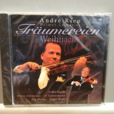 ANDRE RIEU - CHRISTMAS NIGHT (1999/BMG-ARIOLA/HOLLAND) - CD ORIGINAL/Sigilat/Nou - Muzica Clasica