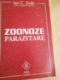 ION C. DIDA--ZOONOZE PARAZITARE
