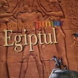 EGIPTUL- LAROUSSE JUNIOR-128 PG A 3- - Carte de calatorie