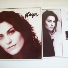 Disc vinil KAYA - The state i'm in (produs Replay Records 1992) - Muzica Pop Altele