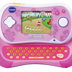 Consola de jocuri Vtech Mobigo 2 roz, joc inclus