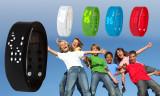 Bratara ceas fitness cu bluetooth BAS-Tek Kidz