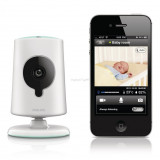 Camera WI-fi cu aplicatie Babyphone Philips B120/10 - Baby monitor