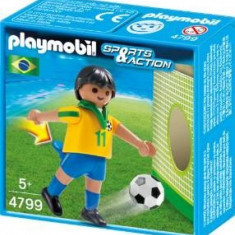 Playmobil 4799 Jucator fotbal-Brazilia - Vehicul