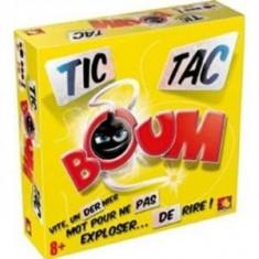 Joc de societate Tic Tac Boum, Asmodee - TTB01S - B006X15FDC