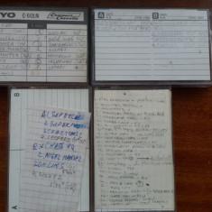 JOCURI PE CASETA AUDIO ,JOCURI BASIC SPECTRUM 4 CASETE