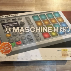 Native Instruments MASCHINE MIKRO MK2 DAW controler USB alb Altele