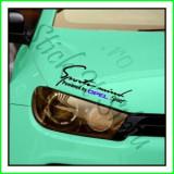 Sticker Far-Sports Mind-Opel_Tuning Auto_Cod: FAR-010_Dim: 25 cm. x 9.2 cm.