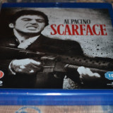 Film - Scarface - [1 Film - 1 Disc Blu-Ray + Bonus Features], Import UK - Film Colectie universal pictures, Engleza