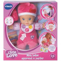 Papusa bebe care vorbeste, Vtech Little Love
