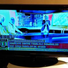 TV LCD 37 INCH SAMSUNG LE37A656A1F CU DEFECT - Televizor LCD Samsung, 94 cm, HD Ready