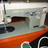 Masina de cusut electrica RODICA 76 - in perfecta stare.