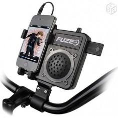 Suport telefon cu difuzor universal pentru bicicleta - Suport telefon bicicleta