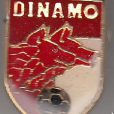Insigna Dinamo Bucuresti - Insigna fotbal