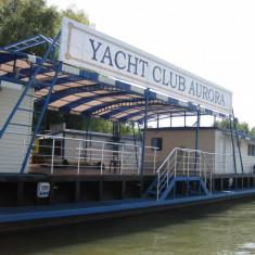 Oferta - Yacht Club Aurora! - Afacere plutitoare. - Barca fara motor