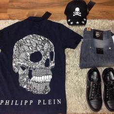Tricou polo Philipp Plein