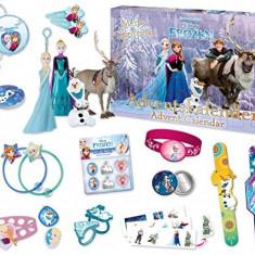 Advent calendar Frozen cu accesorii Disney