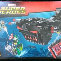 Lego Marvel Super Heroes 76048 original - nou,sigilat (Captain America,Iron Man)
