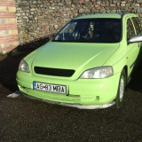 Opel Astra Break de vanzare, An Fabricatie: 2002, Motorina/Diesel, 280000 km, 1700 cmc