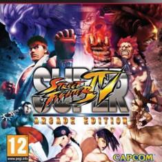 Super Street Fighter Iv Arcade Edition Ps3 - Jocuri PS3 Capcom, Actiune, 12+