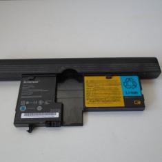 BATERIE EXTINSA NETESTATA LENOVO X61 TABLET - Baterie laptop Lenovo, 8 celule, 4600 mAh