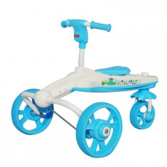 Bicicleta outdoor elen albastru Fisher Price - Tricicleta copii