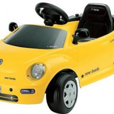 Masinuta electrica pentru copii, VW Beatle 6V - Masinuta electrica copii
