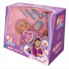 Papusa D-Toys Alice la doctor