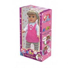 Alice merge singura - Papusa D-Toys, 2-4 ani