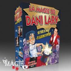 Set magie 100 trucuri + 52 iluzii optice Dani Lary