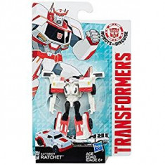 Figurina robot Transformers Ratchet, Hasbro - Vehicul