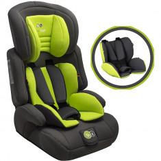 Scaun de masina KinderKraft Confort Up Lime 9-36 kg - Scaun auto copii, 1-2-3 (9-36 kg)