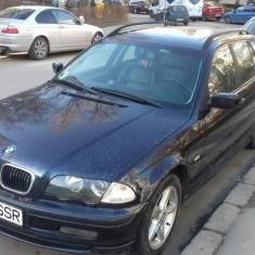 BMW 320D E46, An Fabricatie: 2001, Motorina/Diesel, 208000 km, 1956 cmc, Seria 3