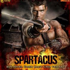 Joc de strategie Spartacus - Vehicul Hasbro