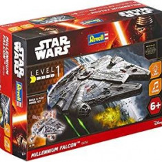 Revell Build & Play - Star Wars - Millennium Falcon - 19 - Vehicul Hasbro