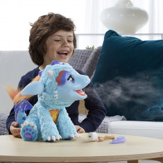 Jucarie interactiva Torch dragonul magic, Hasbro