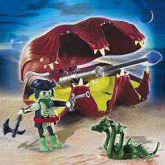 Playmobil Figurina Scoica cu tun